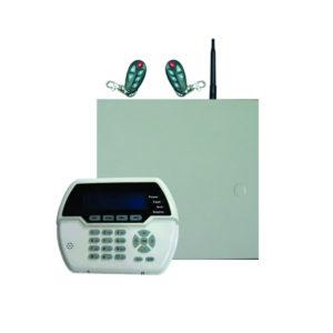 Kituri alarme wireless si cablate