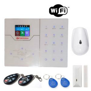 Alarma wireless FORTEZZA PRO GSM/IP WiFi M6D