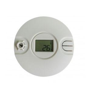 Detector wireless prag temperatura Fortezza Pro h01w
