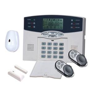 Alarma wireless FORTEZZA PRO TEL-P1D