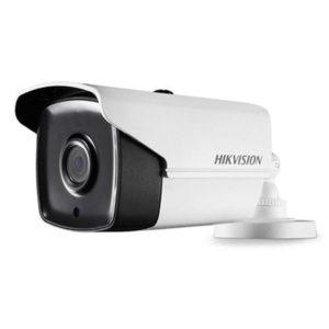 Camera exterior, 5 Megapixeli, ALL IN ONE, IR 40 metri, Hikvision DS-2CE16H0T-IT3F